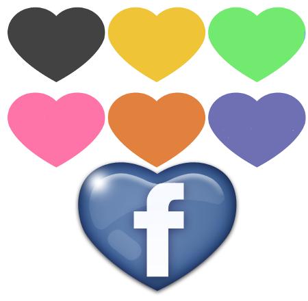 Simbolo V Significato Simboli Facebook Cuore Come Inserire