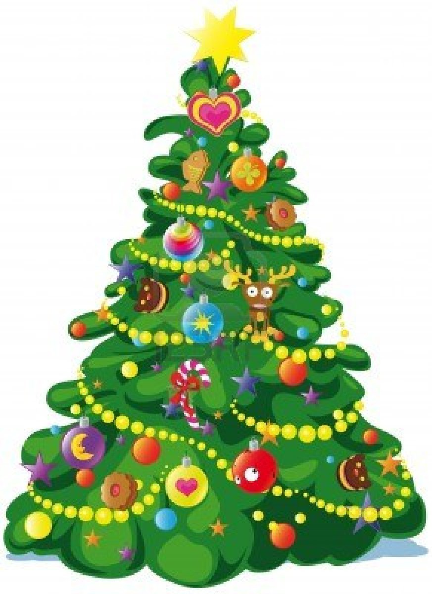 Alberi di Natale - Simboli Facebook